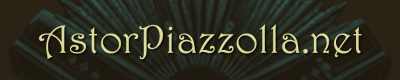 Astor Piazzolla bandoneon